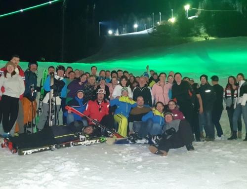 Aprés Skifahrt