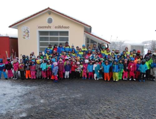 Skikurse in Langfurth und Hochficht 2017